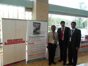 With Head HR Axis Bank Mr Naveen Jain