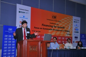 Explaining the Need for Robust Forex Risk Management at CII Forum