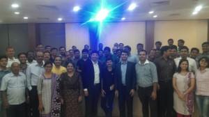 Training Senior Management of Air India,Alstom, Apollo Tyres,General Electric,BMW, Abhishek Industries, InterGlobe Aviation,Maruti Suzuki,Hero Honda