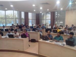 Training Senior Management of Hindustan Aeronautics, Bharti Airtel,DLF Industries, Reliance Industries, tata Motors, Birla Sun Life, BSNL, HSBC