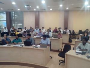 Training Senior Management of Vodafone Services, Bharti Retail, NHPC, BHEL, Royal bank of Scotland, L&T, Sukam Power, Bank of Burgan Kuwait