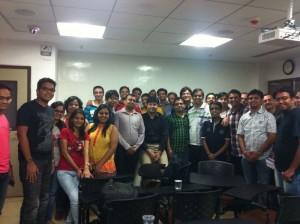 Workshop on Advanced Portfolio Management for Industry professionals in Mumbai