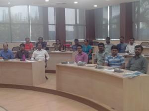 Training Senior Management of Cargill, Bausch & Laumb, Citi Bank, Deutche Bank, Daikin AirConditioning, Ballarpur Industries, Idea Cellular
