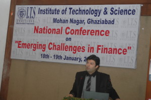 Invited as a key speaker to National Conference & sharing the stage with Senior Bankers from SBI, SBOP, PNB, Yes Bank