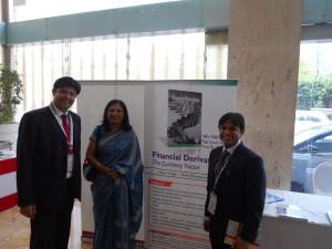 With CEO India Infoline, Director havells India & Ex Group President Finance Punj Lloyd Ms Pratima Ram &