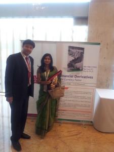 With Head HR SMC Global Securities Ms.Deepa Mohammad Head