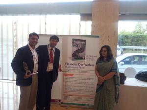 With Head HR American Express Ms Manu Narang