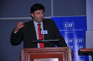 Speaking on Multinational Financing Oppportunities at CII Forum