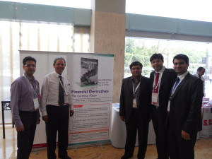 With CFO Amira Foods and Ex Asst Finance Controller Carrier AirConditioning Mr Ashish Poddar