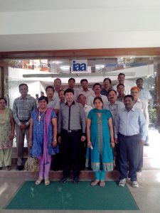 Consultancy session to Senior Management People across India of Indian Aviation Academy on Financial Derivatives