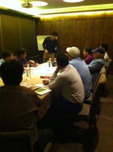 ICICI Sec Training Pics