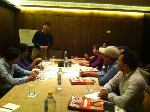 ICICI Sec Training Pics
